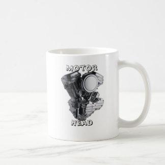 b9_3  panhead motor, Motor, Head Coffee Mug