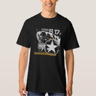 B-17 F Flying Fortress Tee Shirts