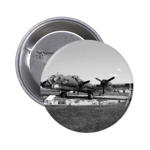 B-17 Flying Fortress Pins