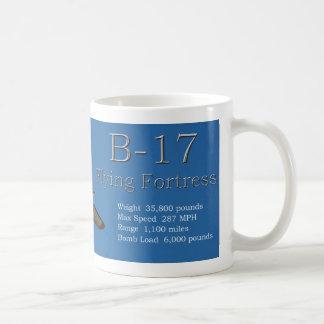B-17 Flying Fortress Coffee Mug