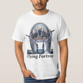 b-17--Flying Fortress Tee Shirt