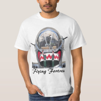 b-17-Flying Fortress Tee Shirts