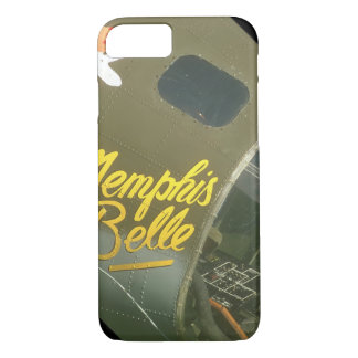 "B-17 ""Memphis Belle_Military Aircraft iPhone 7 Case"