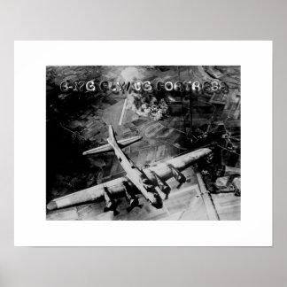 b-17 poster