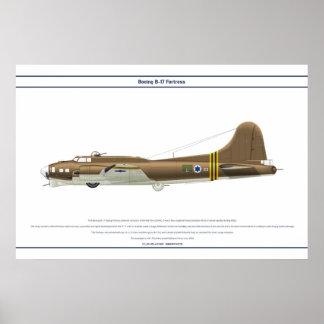 B-17G Israel 1 Poster