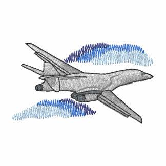B-1 Bomber Embroidered Polo Shirt