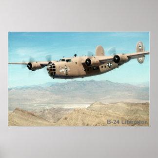 B-24 Liberator 2 poster