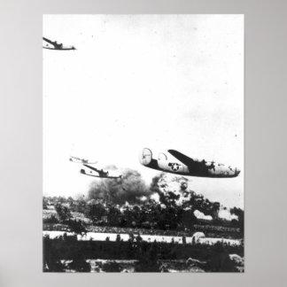 B-24 Liberators Print