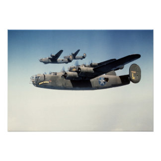 B-24 Liberators Posters