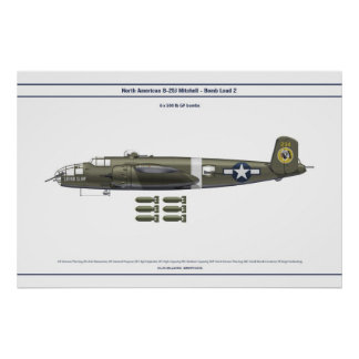 B-25 Load 2 Poster