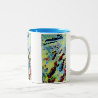 B-29, Fine Art Coffee Mugs