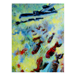 B-29, Fine Art Postcards