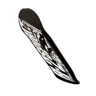 "B-2 Spirit 8 1/8"" Skateboard"