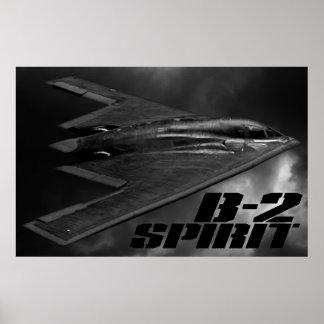 B-2 Spirit Print