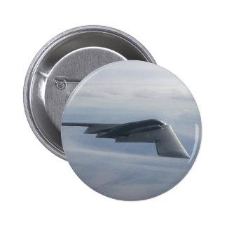 B-2 Spirit - Stealth Bomber 6 Cm Round Badge