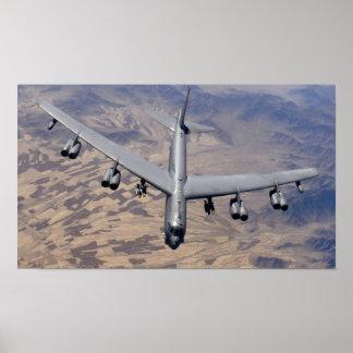 B-52H Stratofortress Poster