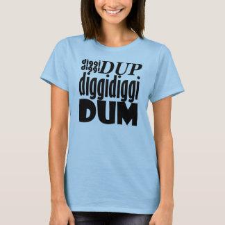 """B.A.P Warrior """"Diggidiggi Dum"""" T-Shirt"""
