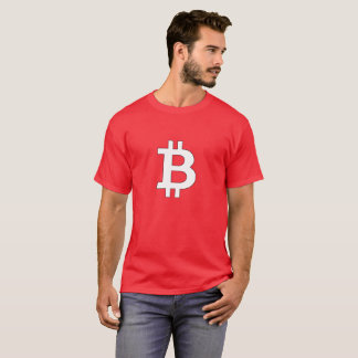 B as in Bitcoin T-Shirt