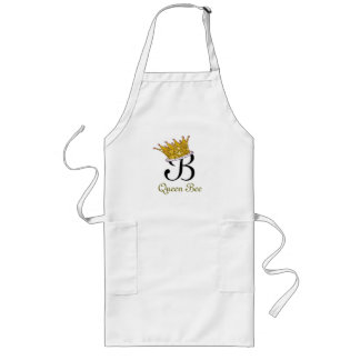 "B as in Queen ""Bee"" Apron"