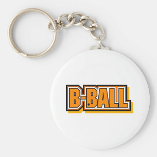 B-Ball Key Chains