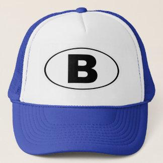 B Bellingham Washington Trucker Hat