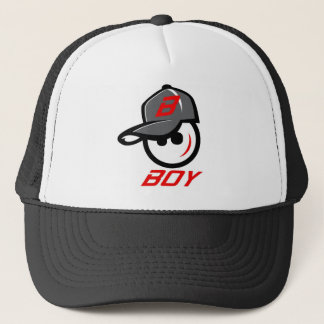 B-BOY TRUCKER HAT