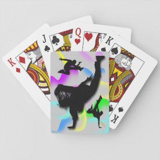 B-Boying Playing Cards