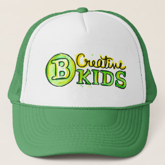 B Creative Kids Trucker Hat