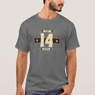 B-day-14-(Cream&Choco) T-Shirt