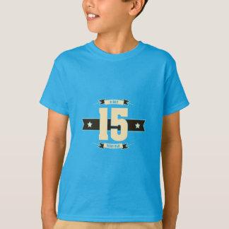 B-day-15-(Cream&Choco) T-Shirt