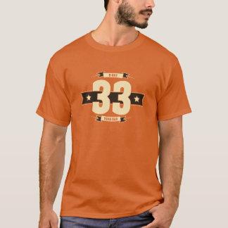 B-day-33-(Cream&Choco) T-Shirt