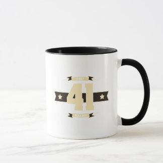 B-day-41-(Cream&Choco) Mug