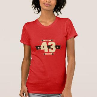 B-day-43-(Cream&Choco) T-Shirt