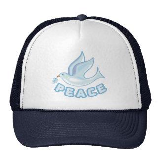 B - Dove of Peace Cap