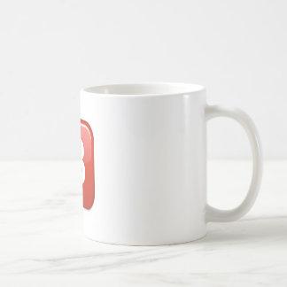 """B"" Emoji Mug"