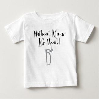 B Flat Baby Jersey T-Shirt