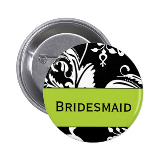 B&G Bridesmaid Button