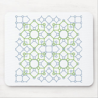 B&G Grid Mouse Pad