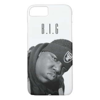 B. I G iPhone 8/7 CASE