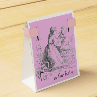 B is for Baby Wedding Favour Boxes