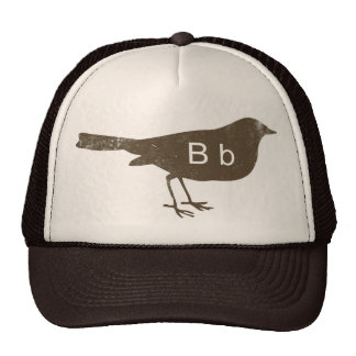 B is for BIRD Cap