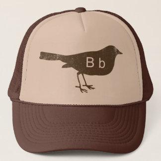 B is for BIRD Trucker Hat