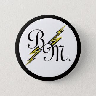 "B.M. - ""Best Man"" Joke Pin"