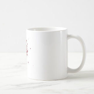 B Negative Blood Type Donation Vampire Zombie Coffee Mug