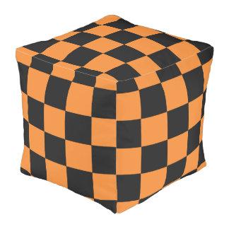 B+O Checker Cube Bean Bags Pouf
