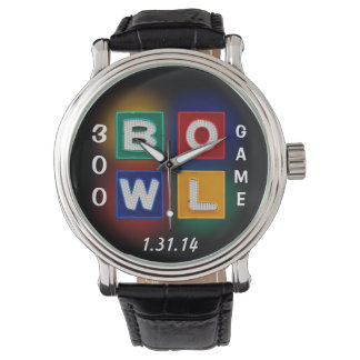 B O W L 300 Perfect Game Watch