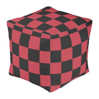 B+R Checker Cube Bean Bags Pouf