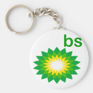 B S Oil Key Ring