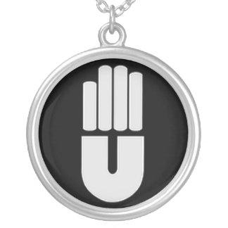 "B.Slade™ ""Be U"" Logo Necklace"