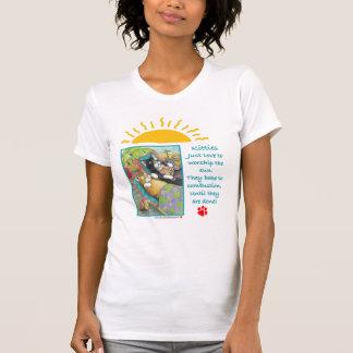 B & T #28 Spa Kitties T-shirt